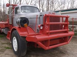 Cline Super Winch Truck