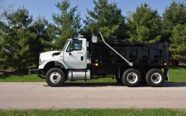 Picture of 2011 INTERNATIONAL 7600 TANDEM DUMP