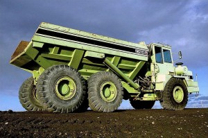 Dump Truck Safety Tips