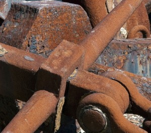 How To Remove Rust From Oil Truck