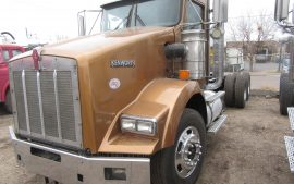 Picture of Gold T-800 KW