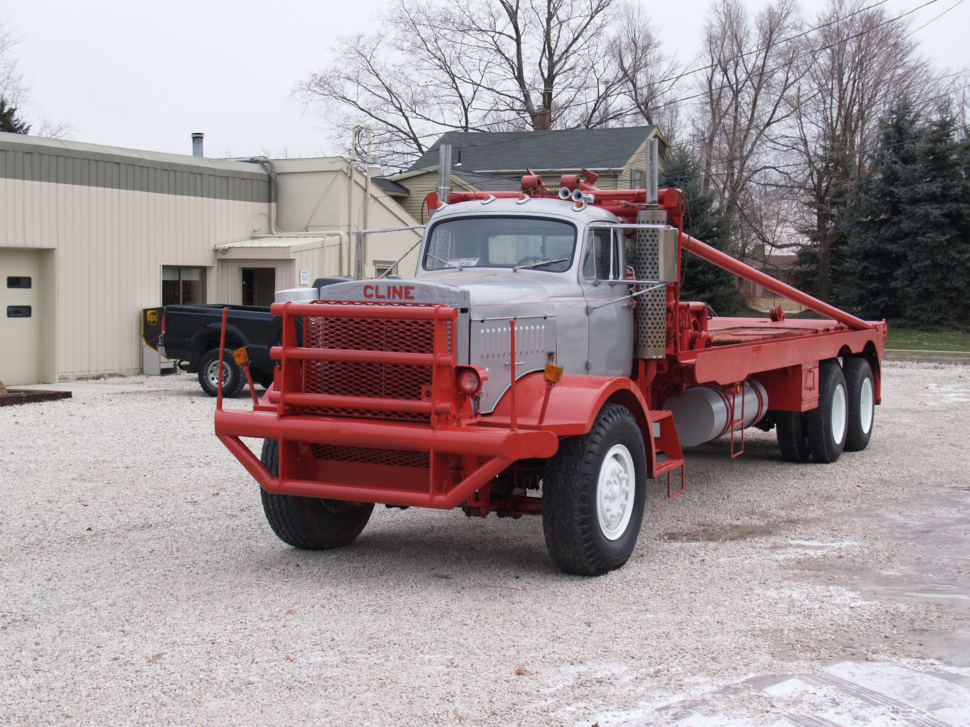 Trucks For Sale: Used Winch Trucks For Sale