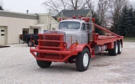 Picture of Cline Super Winch Truck Tri-Axle