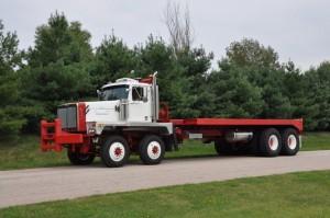 Western Star Winch Bed Truck