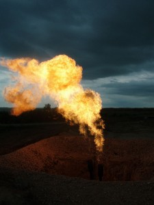 What Causes Oil Field Flaring