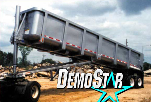 Demo Star Demolition Trailers