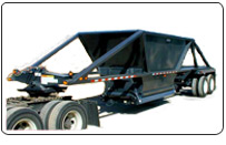 JobStar Steel Bottom Hopper Trailer